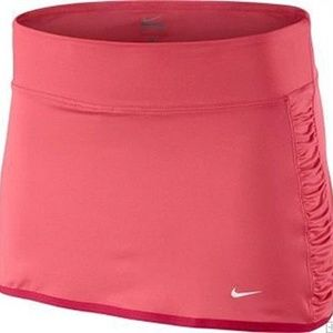 Nike Women's Tie Breaker Tennis Skort Skirt XL